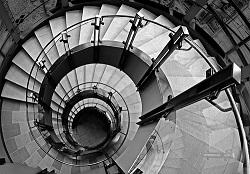 Staircase Ian Sane klein