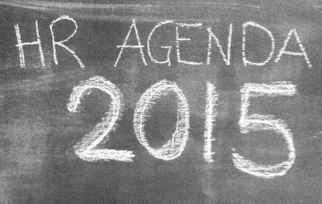 HR agenda 2015 linkedin